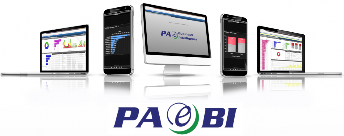 PAe Business, Print Audit, Managed Print Services, Print Management, Print Cost Management, Training, Y Soft, YSoft, PrintFleet, Ringdale, Xerox, Lexmark, Samsung, HP, Canon, Brother, perform IT,, PAe Business Intelligence Dashboard combines key business data into one solution
